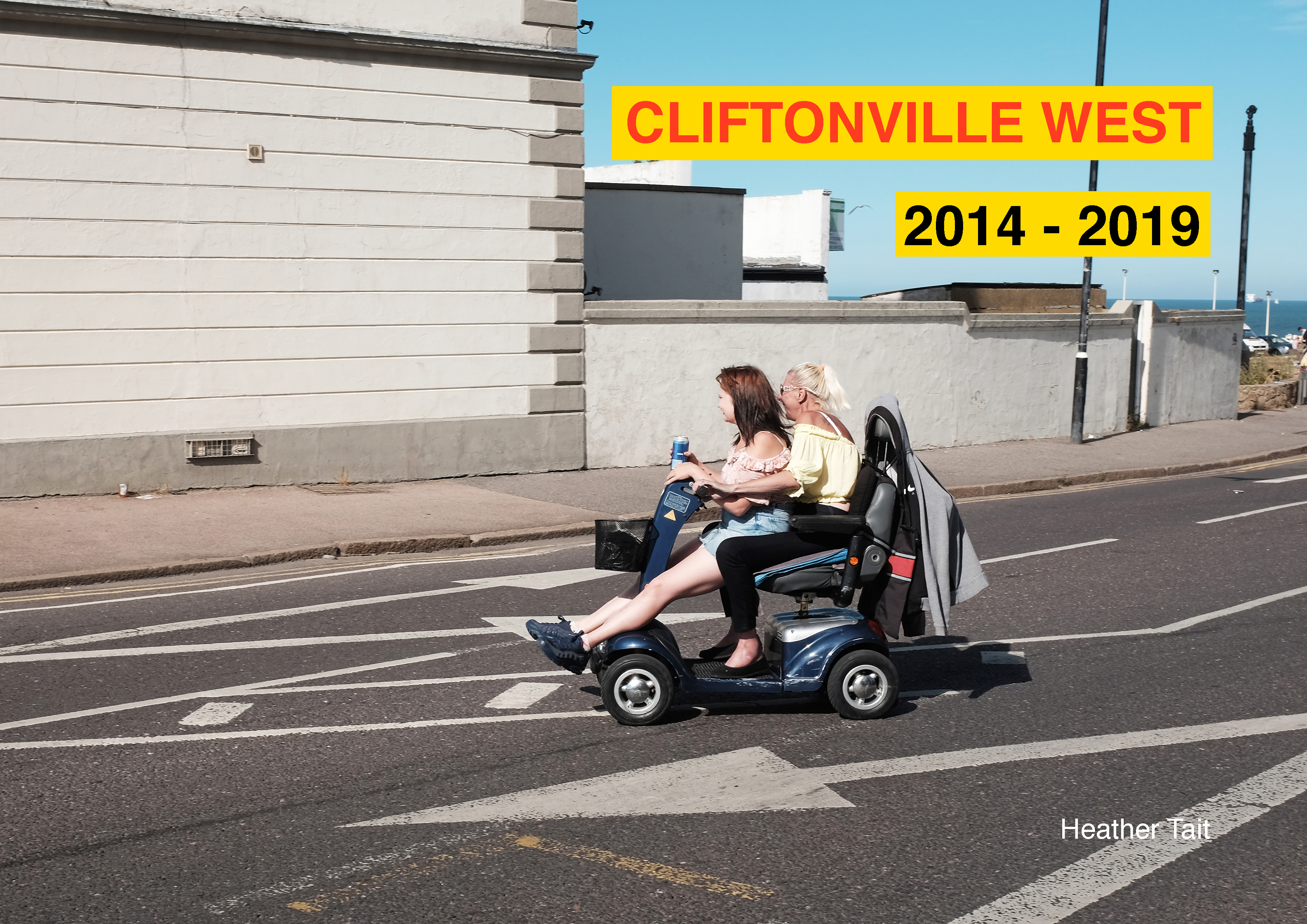 Cliftonville West 2014 - 2019_Heather Tait_margate now festival 2019