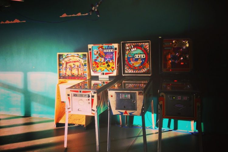Coney_We The People of Margate_the arcade social_margatenow festival 2019_Early Morning Pinballs (2017)_Meg of Margate