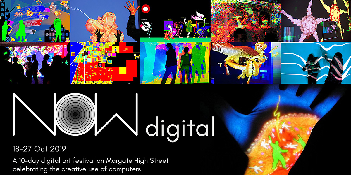 Genetic Moo_NOW digital_Margate NOW festival 2019