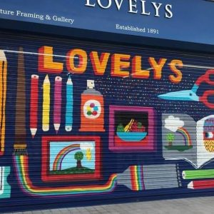 Lovelys Gallery_Margate NOW festival 2019