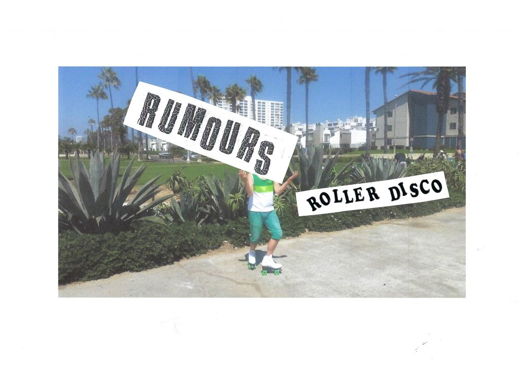 Rumours roller disco_Bob Chicalors_margate now festival 2019