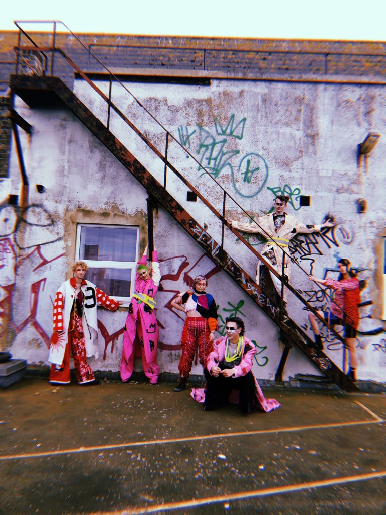 Waste to wear_waste free fashion collective_ margate now festival 2019_image Erin Laurel Hayhow